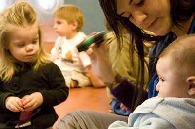 Jardines maternales en la UBA