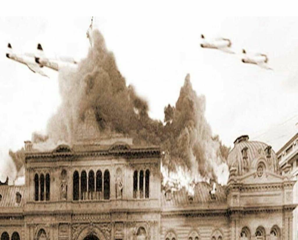 Recordatorio de la masacre de Plaza de Mayo