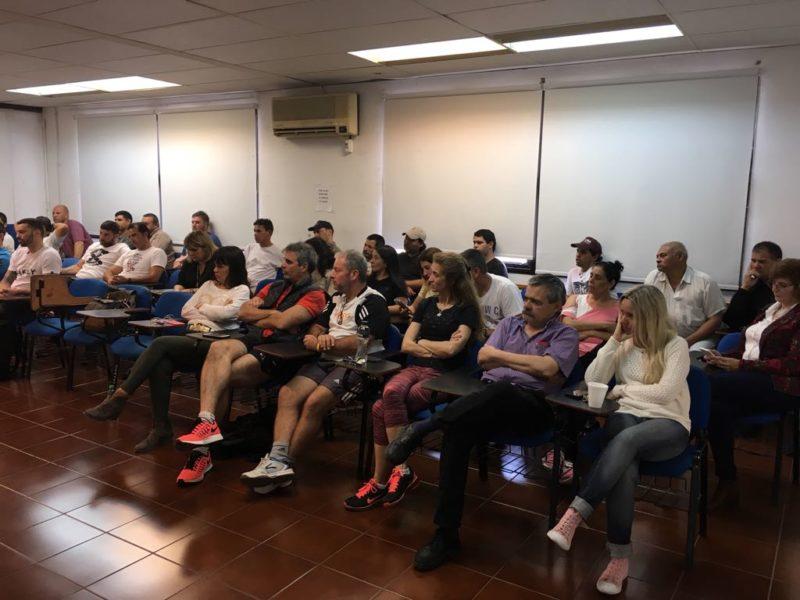 JORNADA DE CAPACITACIÓN SOBRE PRIMEROS AUXILIOS Y R.C.P. EN CIUDAD UNIVERSITARIA