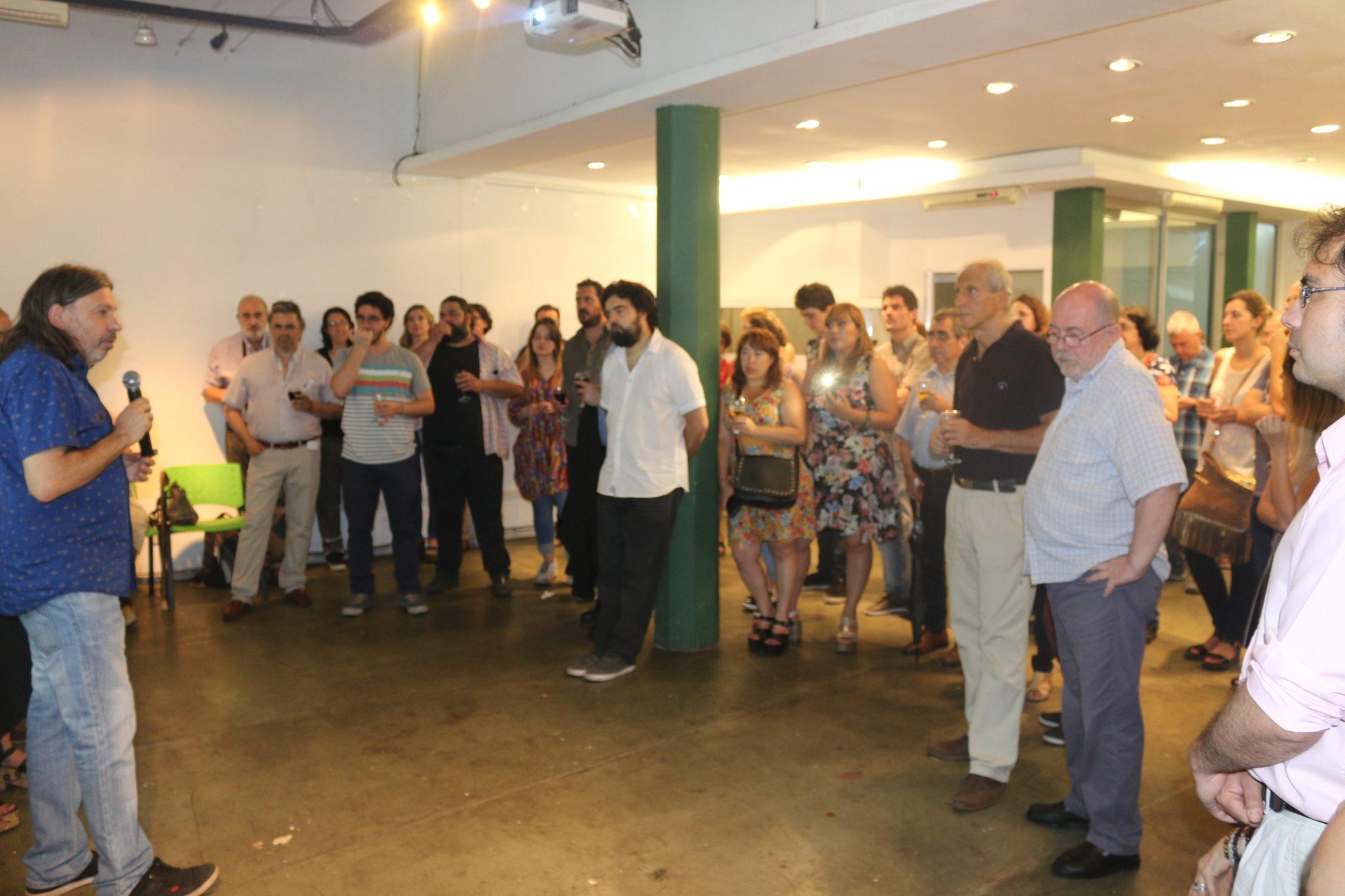 ADUBA DESPIDIÓ EL 2017 JUNTO A DOCENTES Y AUTORIDADES DE LA UBA