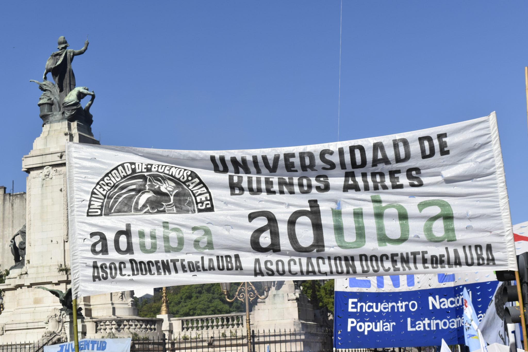EL 21/02 NOS MOVILIZAMOS CONTRA LAS POLÍTICAS DE AJUSTE