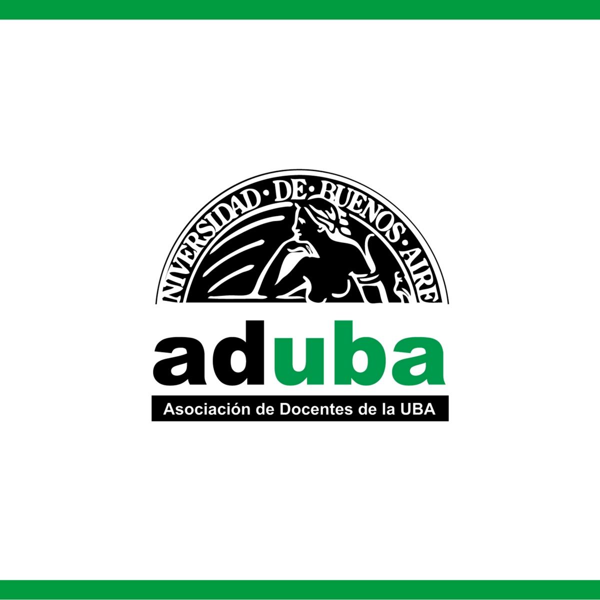 ADUBA Y LA FORMACIÓN DOCENTE