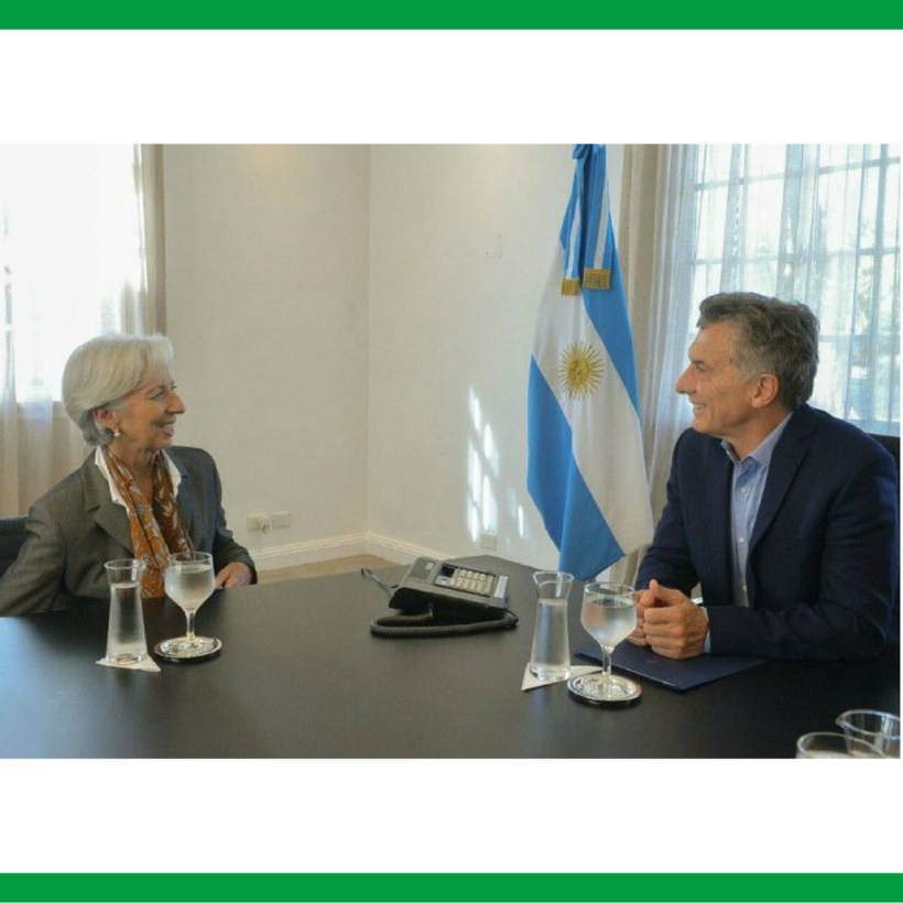 """EL FANTASMA DE LAS NEFASTAS """"RECETAS"""" DEL FMI"""