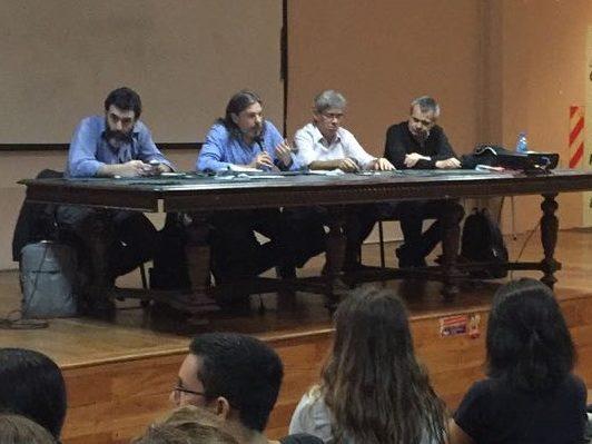 #SALVEMOSEDICIÓN: EL 60% DE LOS DOCENTES DE LA CARRERA TRABAJAN AD HONOREM