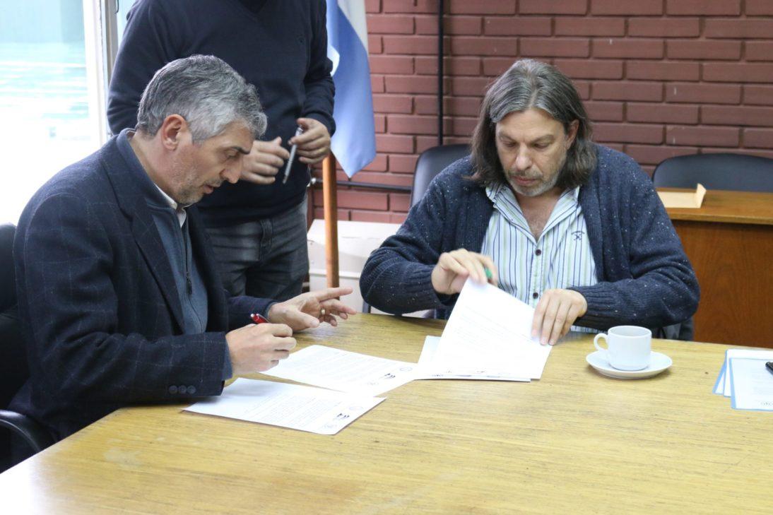 ADUBA Y LA FACULTAD DE PSICOLOGÍA FIRMARON UN CONVENIO DE ASISTENCIA A VÍCTIMAS DE VIOLENCIA DE GÉNERO