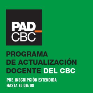 Programa de Actualización Docente del CBC