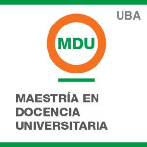 Maestría en Docencia Universitaria