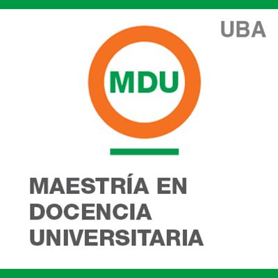 Novedades MDU:próximas defensas de tesis