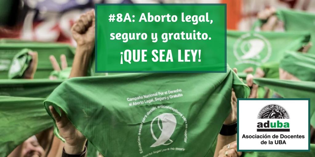 DESPENALIZACIÓN DEL ABORTO #QUESEALEY