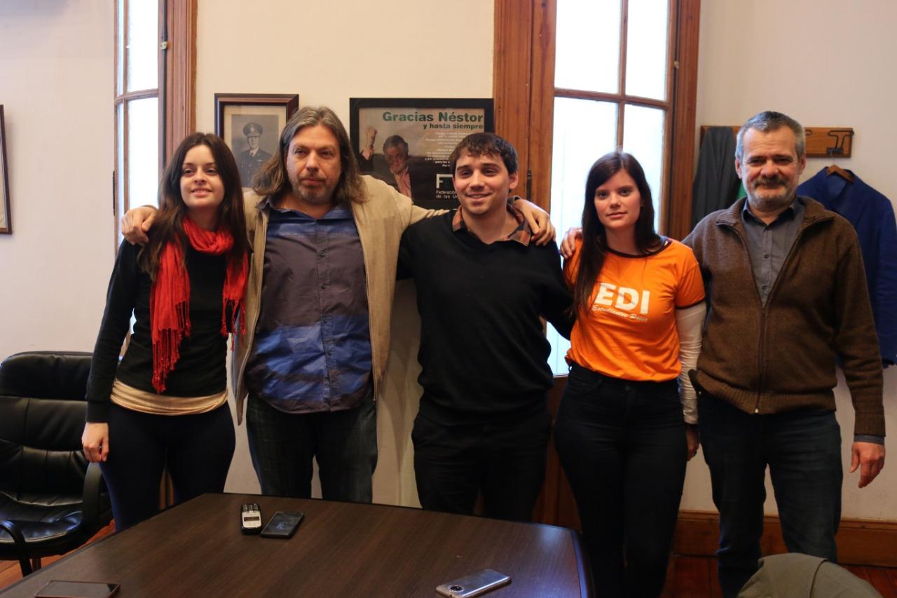 LUCHA CONTRA EL AJUSTE: LA FUBA Y ADUBA ELABORAN ACCIONES CONJUNTAS