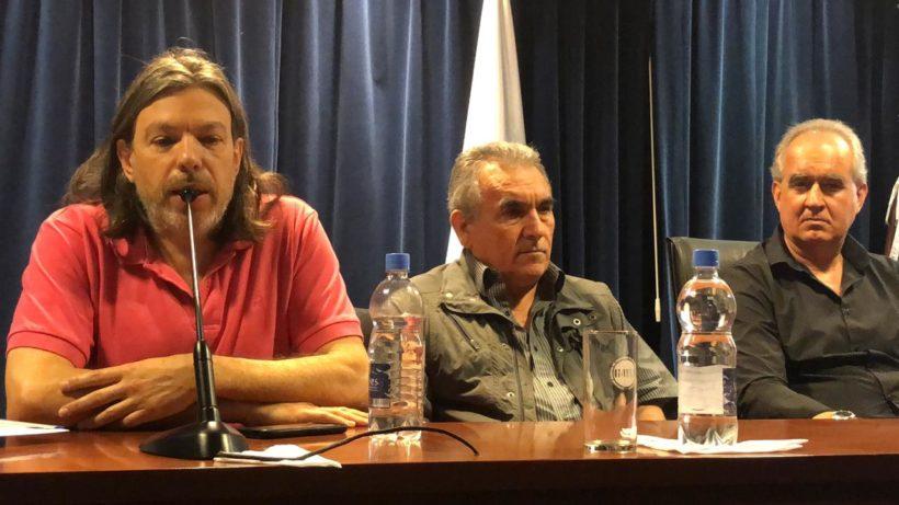 El adiós a un gran luchador: homenaje a Nelso Farina