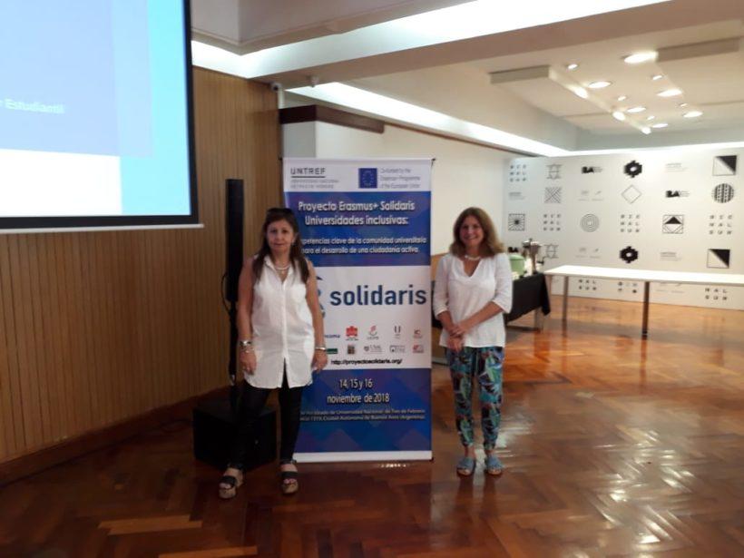 ADUBA participó del Simposio sobre Universidades Inclusivas