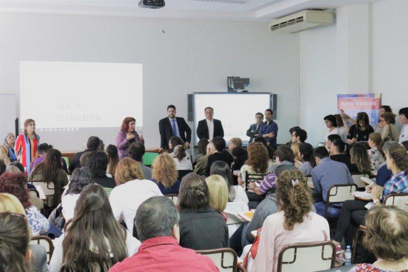 ADUBA en el seminario sobre discapacidad y universidad en la UBA