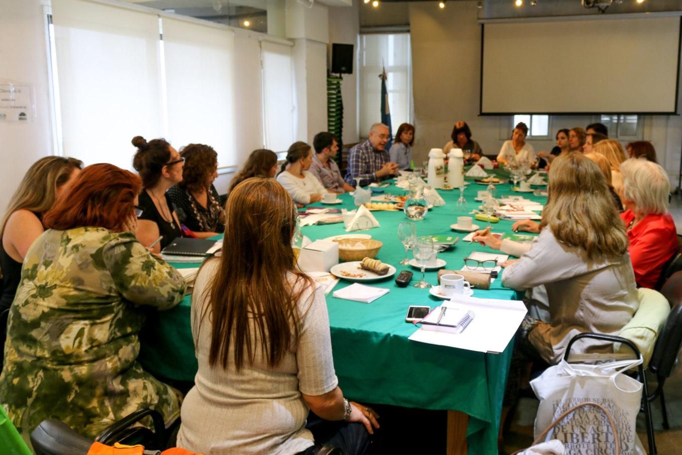 Programa de discapacidad: última reunión del año
