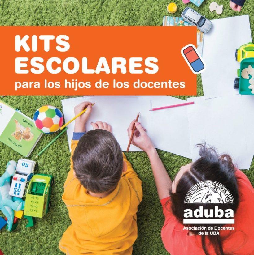 ¡COMENZÓ LA ENTREGA DE KITS ESCOLARES!