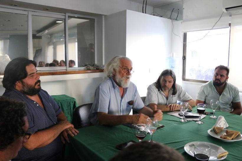 ADUBA firmó un convenio con organismos de Derechos Humanos