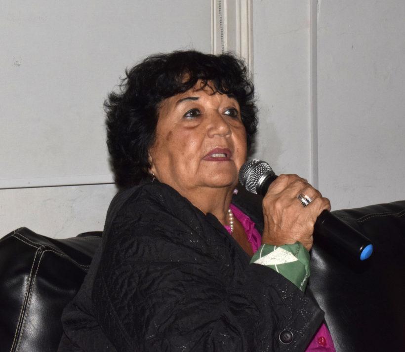 """Dora Barrancos: """"Este fenómeno es imparable. ninguna de las feministas viejas pensábamos que íbamos a tener feminismos de masas"""""""