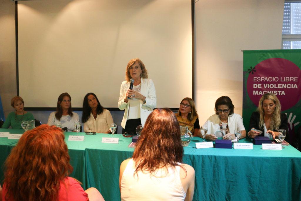 ADUBA distinguió a mujeres destacadas del ámbito académico-institucional universitario