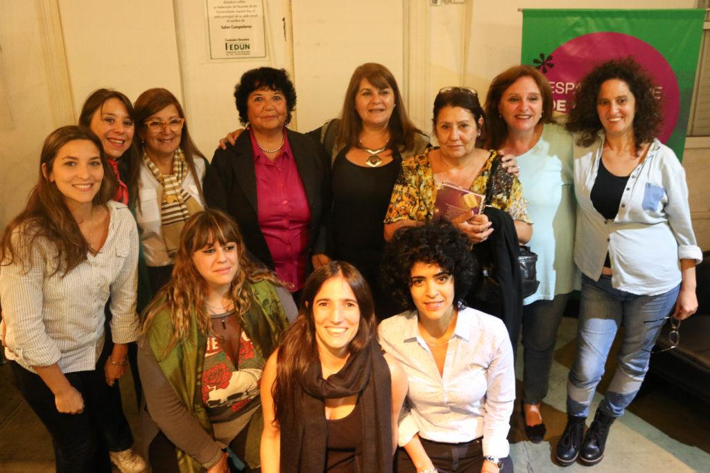 "Dora Barrancos: ""Este fenómeno es imparable. Ninguna de las feministass viejas pensábamos que íbamos a tener feminismos de masas"""