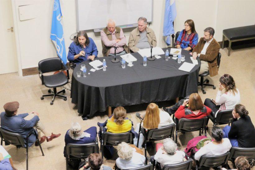 ADUBA participó del debate sobre Técnica, Ciencia y Trabajo, organizado por la Secretaría de Asuntos Académicos
