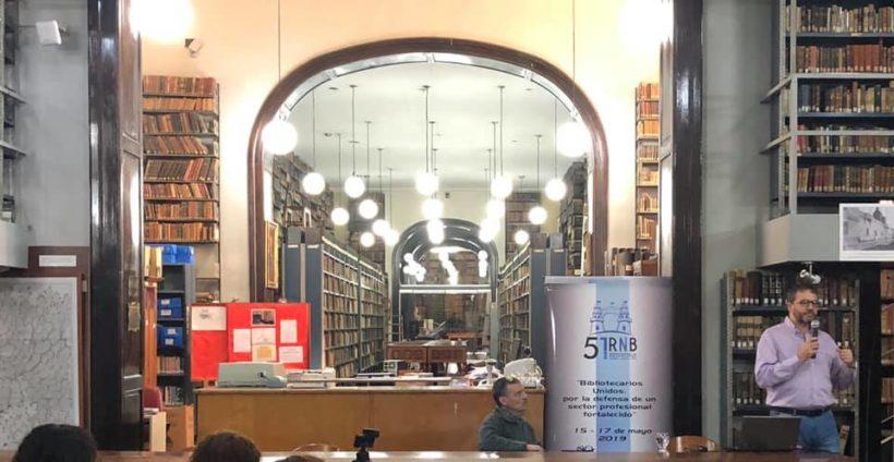 Apoyo a la cultura: ADUBA auspició la 51° Reunión Nacional de Bibliotecarios
