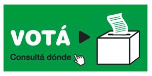 Votá (consultá donde)