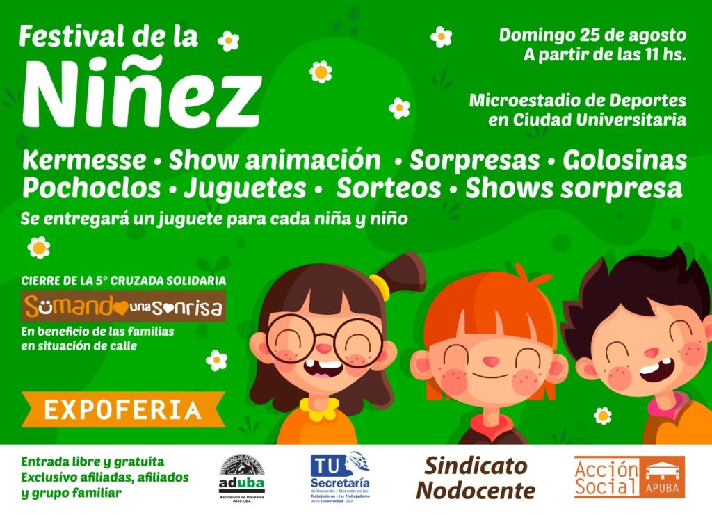 Festival de la niñez