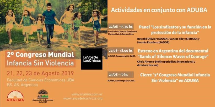 FEDUN participó de la 1º Jornada de debate del Movimiento Obrero