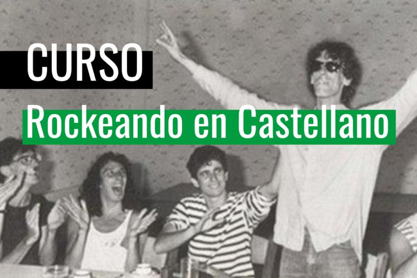 Curso: Rockeando en Castellano