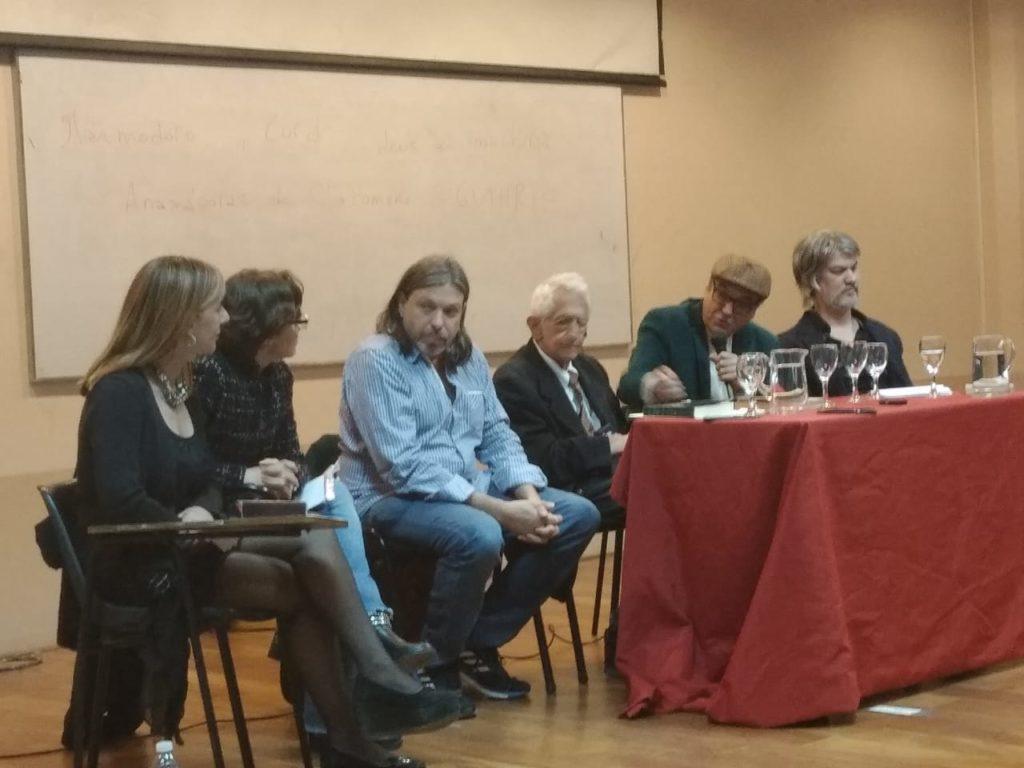 Bernstein presentó su obra en español en ADUBA
