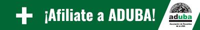 ¡Afiliate a ADUBA!