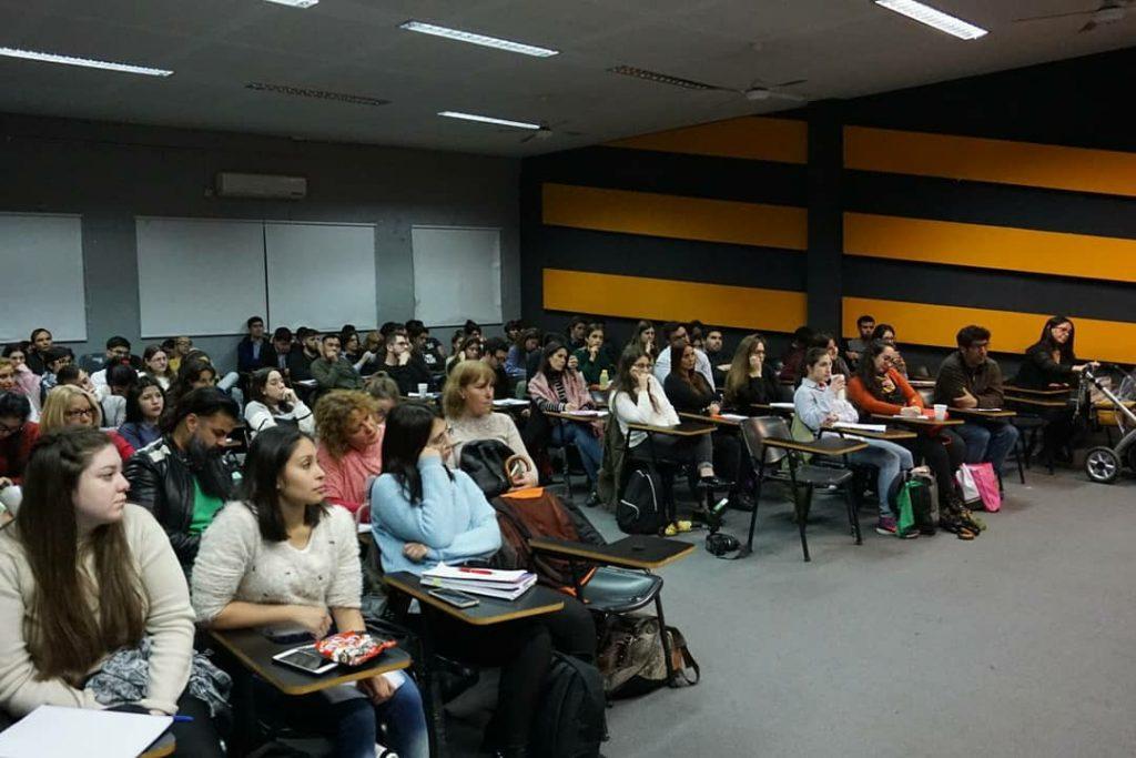 """ADUBA participó del encuentro """"Los desafíos de la educación y el futuro del trabajo"""" en FSOC UBA"""
