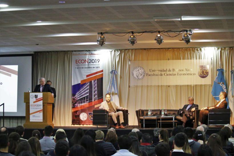 """ADUBA es parte del XIII Congreso Internacional de Economía y Gestión """"Econ 2019"""""""