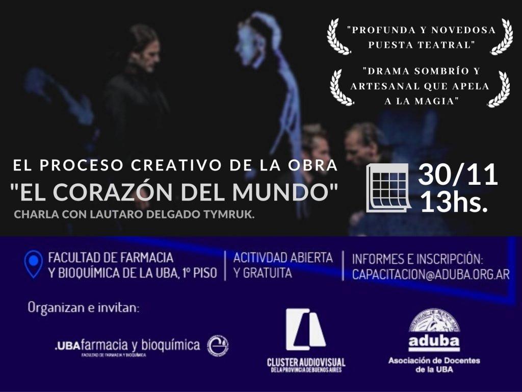 Inmersiva UBA – Muestra Arte, Tecnología, Educación y Trabajo