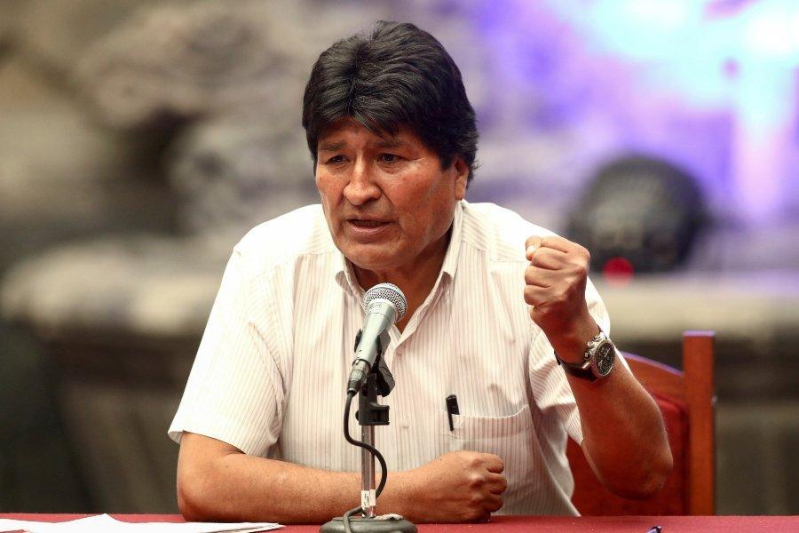 Repudio al golpe de Estado: solidaridad con el Presidente Evo Morales y con todo el pueblo boliviano