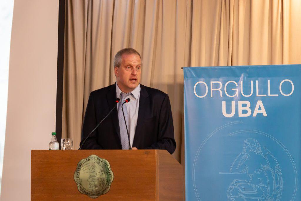 La UBA festejó los 70 años de la Gratuidad Universitaria