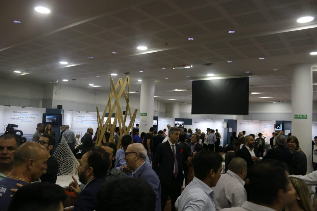 Autoridades de ADUBA participaron de la apertura de la Expo UBA Posgrado