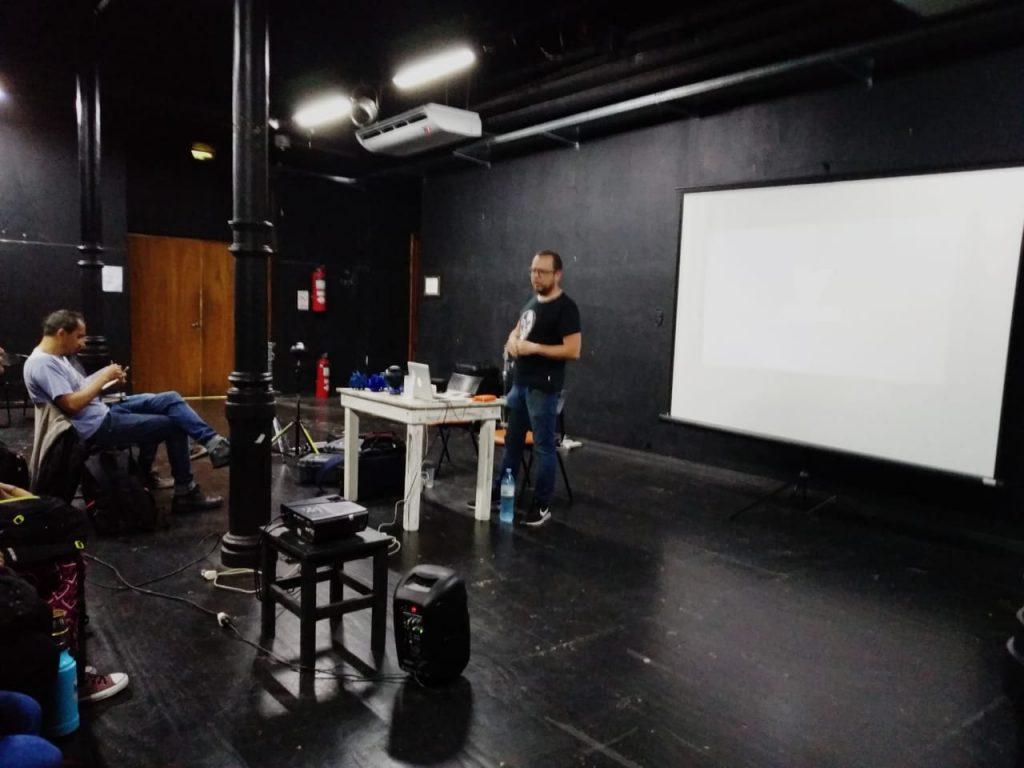 Iluminación, Exposición y Registro de Escenas Narrativas capuradas en 360°