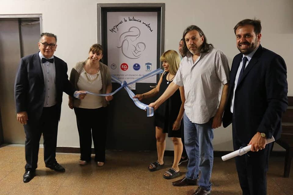 MÁS DERECHOS: La Facultad de Odontología inauguró su lactario