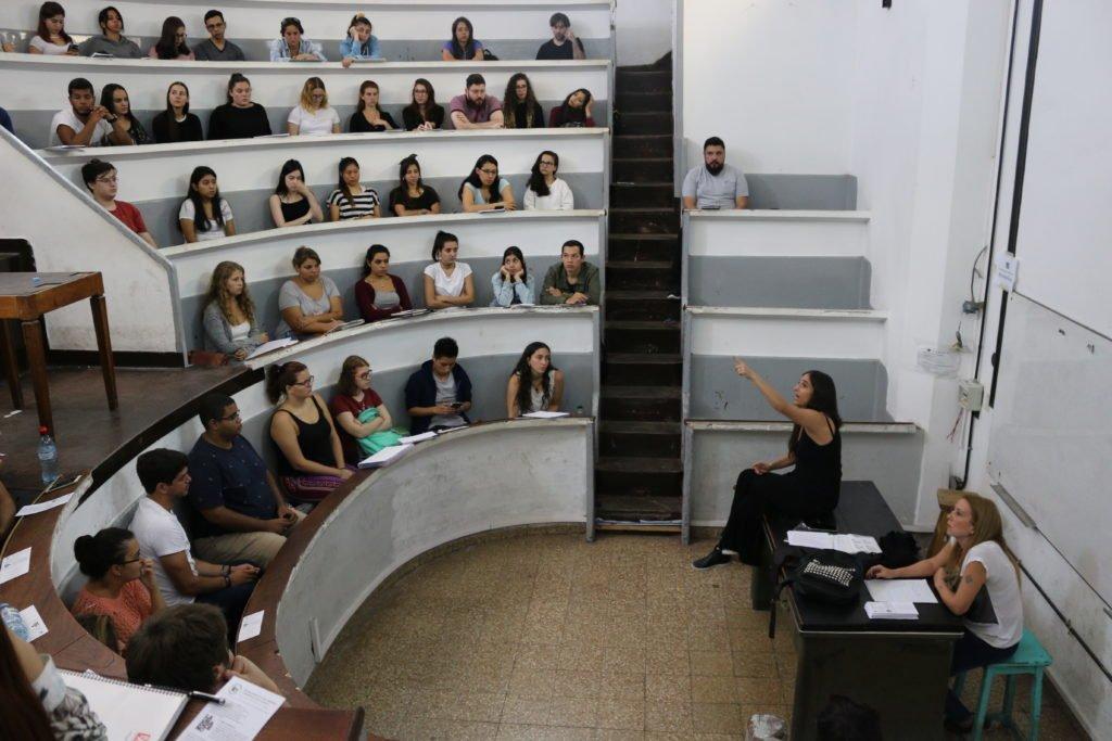 Anuario ADUBA 2019 – Formación docente