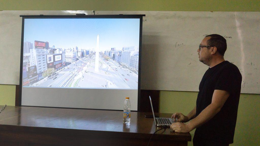 INMERSIVA UBA: Exitosa jornada sobre nuevas tecnologías digitales aplicadas al arte escénico y la narración audiovisual