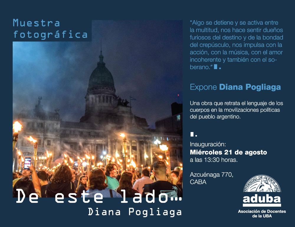 Anuario ADUBA 2019 – Actividades culturales