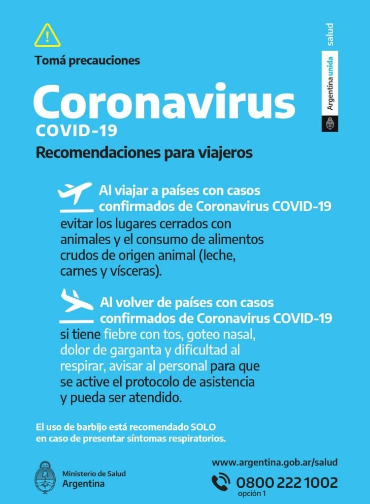 Coronavirus COVID-19: Recomendaciones a la comunidad académica