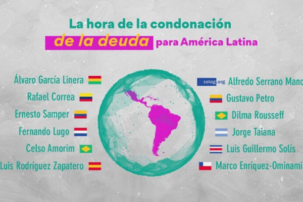 Es la hora de la condonación de la deuda para América Latina