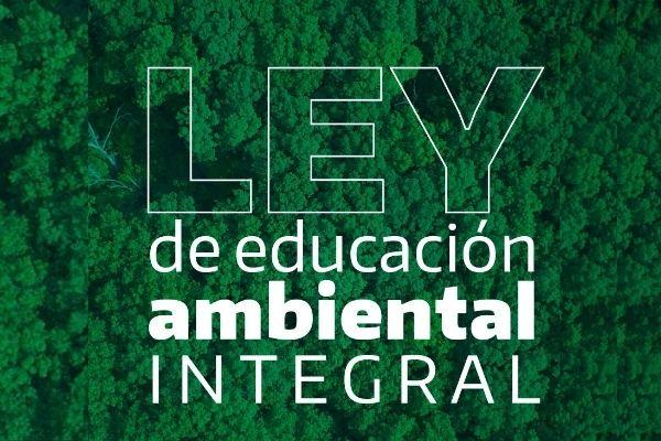 Celebramos la aprobación de la ley de Educación Ambiental