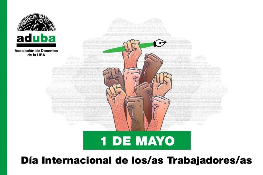 Día Internacional de los/as Trabajadores/as