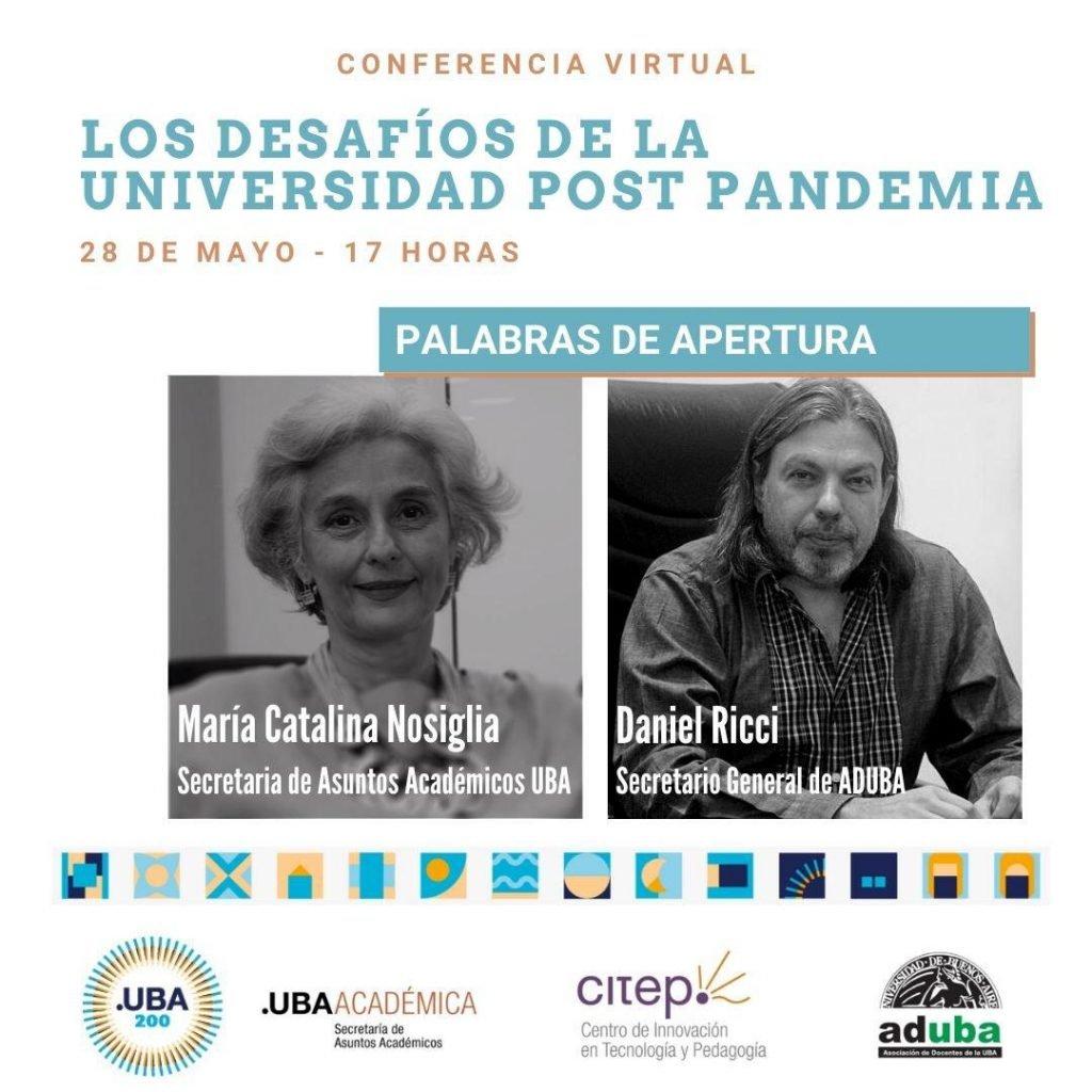 Los desafíos de la Universidad postpandemia, por H. Pardo Kuklinski y C. Cobo