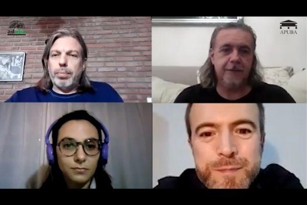 Entrevista (parte 1): Ricci y Anró presentaron el nuevo Frente de Trabajadores y Trabajadoras de la UBA de la UBA