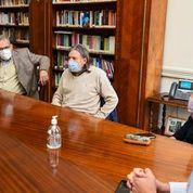La FEDUN se reunió con autoridades del Ministerio de Educación