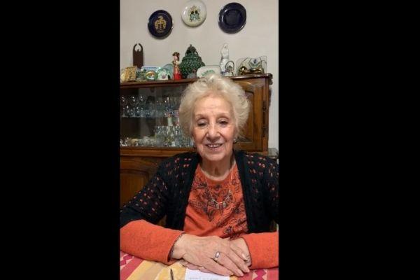 El saludo de Estela de Carlotto por los 200 años de la UBA